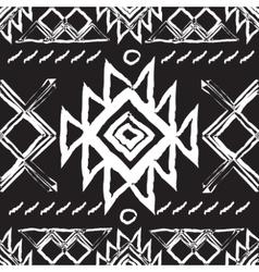 Tribal ethnic seamless patternnational vector