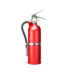 Fire Extinguisher Isolated vector