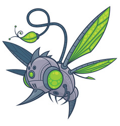 humm-buzz vector image