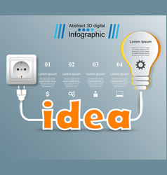 ocket switch business infographic vector image