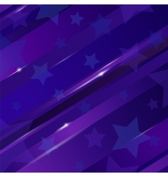 abstract linear background with stars for design vector image