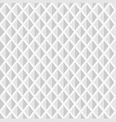 abstract seamless rhombuses pattern vector image