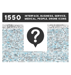 Status Icon and More Interface Business Tools vector