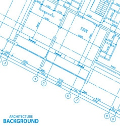 Architecture background vector image