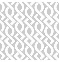 celtic background geometric seamless pattern vector image