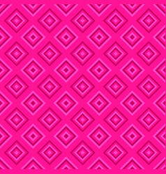 simple seamless square pattern background vector image