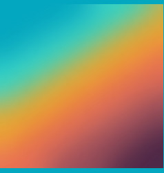 abstract ui trend blur color gradient background vector image