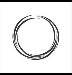 Motion zen symbol vector