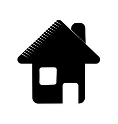 home page web symbol pictogram vector image