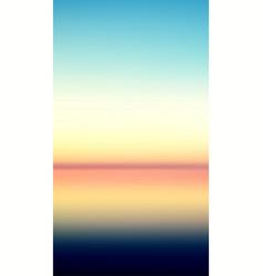 dark landscape nature background for mobile vector image