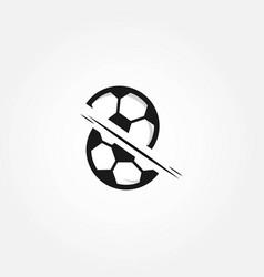 Football template design vector