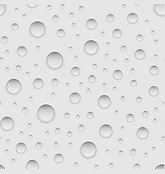seamless pattern with holes background vector image