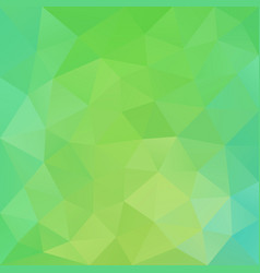 abstract triangular mosaic greed background vector image
