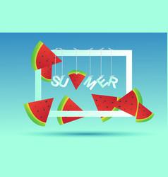 summer time wallpaperbackground artdesign vector image
