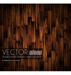 parquet background with old wood texture vector image