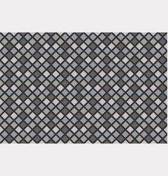 modern mosaic background seamless pattern vector image