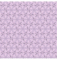 Seamless crystal repeating pattern vector