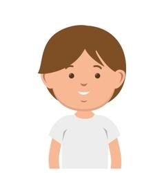 avatar little boy vector image