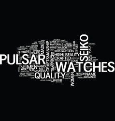 The power of pulsar text background word cloud vector