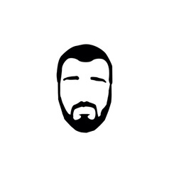 Beard styles vector