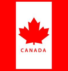 Canada logo template design vector
