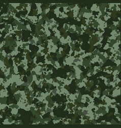 Military or hunting camouflage background vector