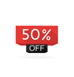 special offer sale discount offer price vector image