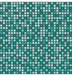 azure tiled mosaic vector image
