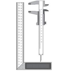 Angle and calliper vector
