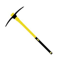Pick axe vector image