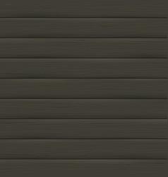 wood texture dark plank wooden background vector image