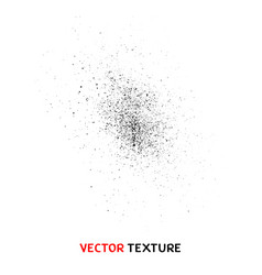 grain noise texture background vector image