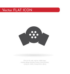 Respirator icon for web business finance and vector