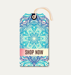 Tag for diwali sale banner discount vector
