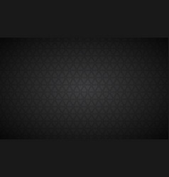 Black abstract background with rectangles modern vector