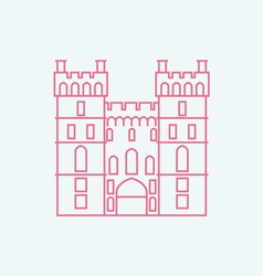 Windsor Castle vector
