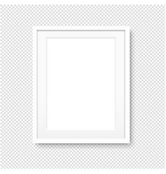 picture frame isolated transparent background vector image