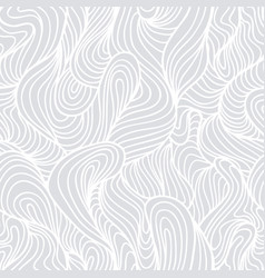 seamless abstract light hand drawn pattern vector image