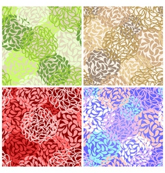 seamless colorful abstract vector image