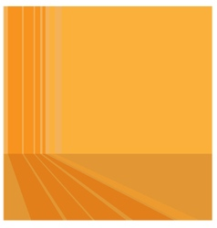 Background orange abstract vector