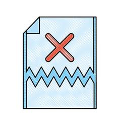 error 404 not found vector image