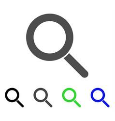 Locate flat icon vector
