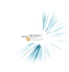 Abstract Technology or business or science light vector image