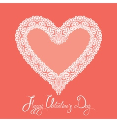 Hearts lace 3 380 vector