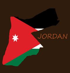Map of jordan vector
