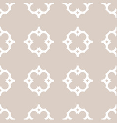 ornament seamless pattern in arabian style vector image