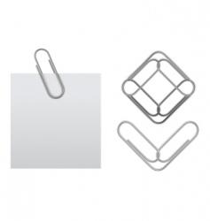 Clip vector