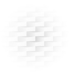 white geometric texture abstract background vector image