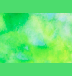 abstract bright green yellow gradient vector image