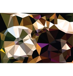 Colorful Geometric Background2 vector image